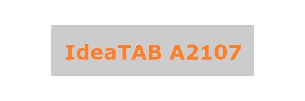 IdeaTab A2107