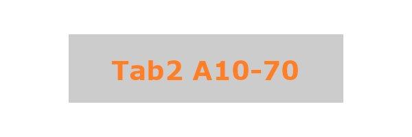 Tab2 A10-70