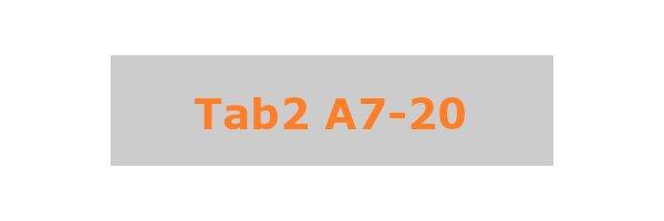 Tab2 A7-20