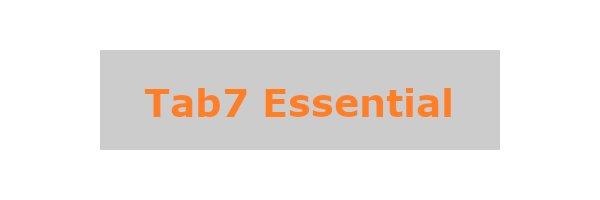 Tab7 Essential