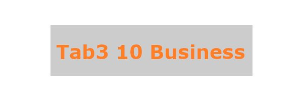 Tab3 10 Business