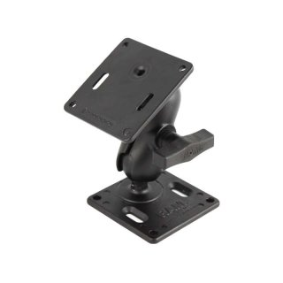 RAM Mounts Aufbau-Set - 2x VESA-Platte (75x75 mm...