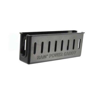 RAM Mounts Kabel-/Netzteilfach für Tough-Tray Universal Laptop-Halteschale - Schrauben-Set, im Polybeutel