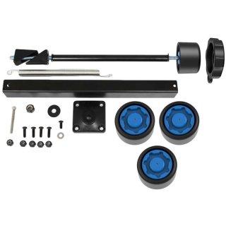 RAM Mounts Sicherungs-Kit für Tough-Tray Fahrzeughalterungen - im Polybeutel