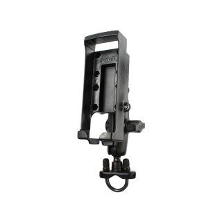 RAM Mounts Rohr-Kompletthalterung für Garmin GPS 12 Serie - mit Rohrschelle, B-Kugel (1 Zoll)