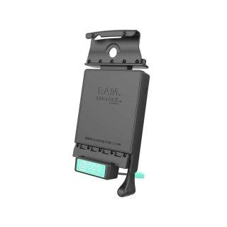 RAM Mounts GDS Dockingstation LG G Pad (F 8.0) in IntelliSkin-Lade-/Schutzhüllen - abschließbar, Stromanbindung , AMPS-Aufnahme