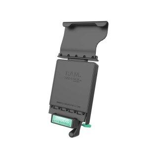 RAM Mounts GDS Dockingstation Samsung Galaxy Tab A (10.1 inkl. S-Pen) in IntelliSkin-Lade-/Schutzhüllen - abschließbar, Stromanbindung, AMPS-Aufnahme