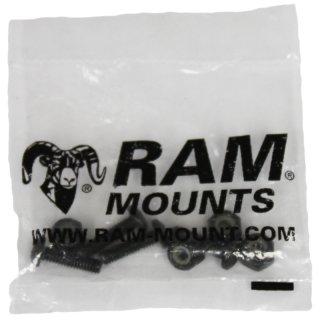 RAM Mounts Schrauben-Set - Anbindung runder Basisplatten an Tablet-Halteschalen