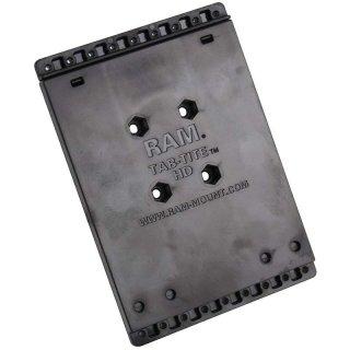 RAM Mounts Tab-Tite Basis (ohne Endkappen) - AMPS-Aufnahme, im Polybeutel
