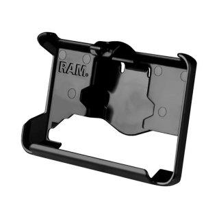 RAM Mounts Gerätehalteschale für Garmin nüvi 7xx Serie (ohne Schutzhüllen) - Diamond-Anbindung (Trapez), Schrauben-Set, im Polybeutel