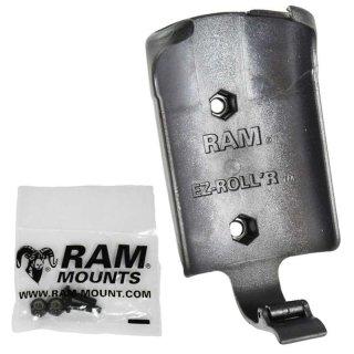 RAM Mounts Gerätehalteschale für Garmin Colorado Serie (ohne Schutzhüllen) - Diamond-Anbindung (Trapez), Schrauben-Set, im Polybeutel