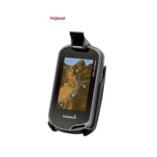 RAM Mounts Gerätehalteschale für Garmin Oregon Serie (ohne Schutzhüllen) - Diamond-Anbindung (Trapez), Schrauben-Set, im Polybeutel