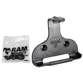 RAM Mounts Gerätehalteschale für Lowrance XOG (ohne Schutzhüllen) - Diamond-Anbindung (Trapez), Schrauben-Set, im Polybeutel