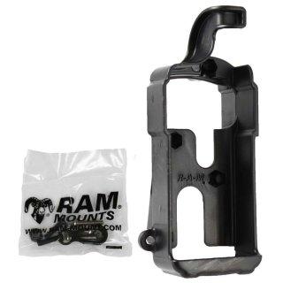 RAM Mounts Gerätehalteschale für Magellan 12/310/315/320 (ohne Schutzhüllen) - Diamond-Anbindung (Trapez), Schrauben-Set