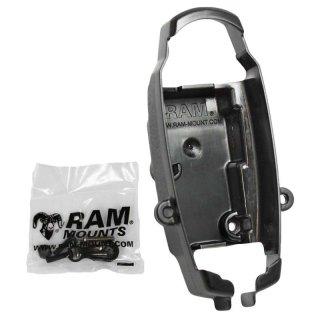 RAM Mounts Gerätehalteschale für Magellan Sportrak (ohne Schutzhüllen) - Diamond-Anbindung (Trapez), Schrauben-Set
