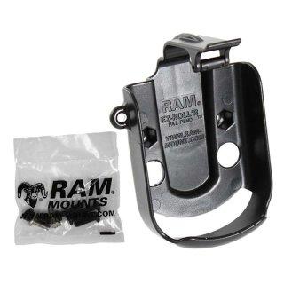 RAM Mounts Gerätehalteschale für Spot Satellite (ohne Schutzhüllen) - Diamond-Anbindung (Trapez), Schrauben-Set