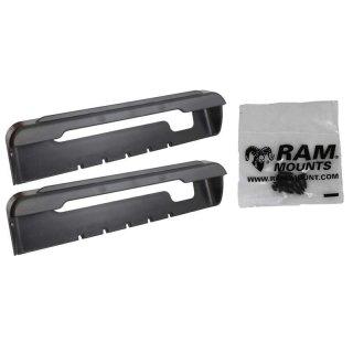 RAM Mounts Tab-Tite Endkappen für 9-10 Zoll Tablets (mit/ohne dünne Schutzhüllen) - Schrauben-Set, im Polybeutel
