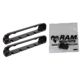 RAM Mounts Tab-Tite Endkappen für 7 Zoll Tablets (inkl. Amazon Kindle Fire u. Google Nexus 7) - Schrauben-Set, im Polybeutel