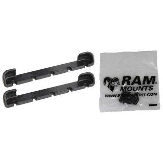 RAM Mounts Tab-Tite Endkappen für 7 Zoll Tablets (inkl. Amazon Kindle, Kindle Fire u. Google Nexus 7) - Schrauben-Set, im Polybeutel