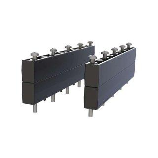 RAM Mounts Abstandshalter für Tab-Tite, Tab-Lock und GDS Halteschalen - 2 Paar, im Polybeutel