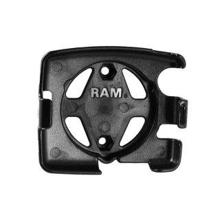 RAM Mounts Gerätehalteschale für TomTom One 125/130/130S (ohne Schutzhüllen) - Diamond-Anbindung (Trapez), Schrauben-Set, im Polybeutel