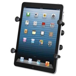 RAM Mounts X-Grip Universal Halteklammer für 7-8 Zoll Tablets - mit C-Kugel (1,5 Zoll), im Polybeutel