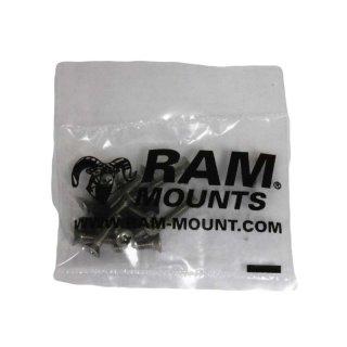 RAM Mounts Schrauben-Set - Anbindung Garmin GPS 195/295/Streetpilot III